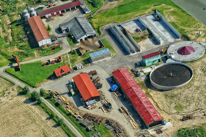 farma duben bioplynka